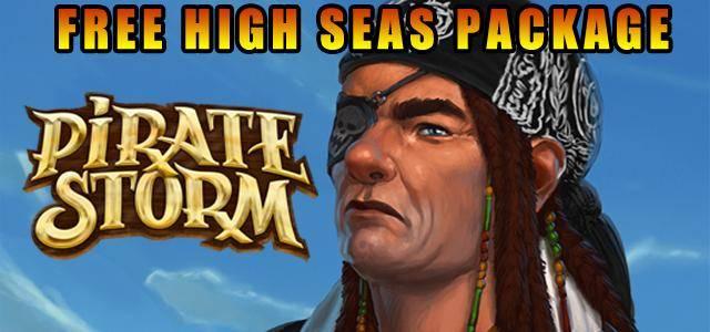Regalamos 1000 paquetes de objetos para Pirate Storm
