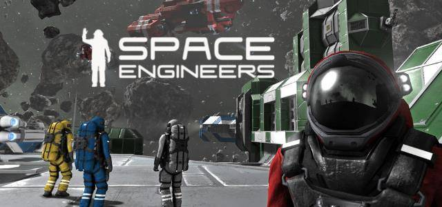 Space Engineers - logo640