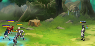 Ultimate Naruto Browser game screenshot 23092013 2