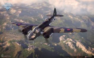 World of Warplanes Flight Combat MMO screenshot 20092013 (4)