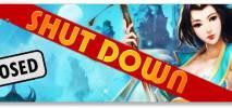 Yitien Chronicles - F2P Network - Shutdown logo