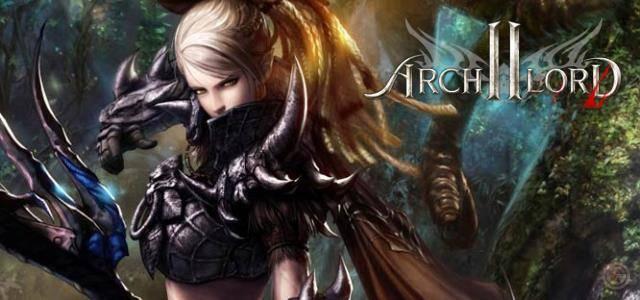 Archlord 2 - logo 640