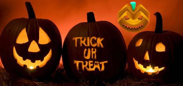 Selección de eventos de Halloween
