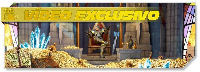 The Mighty Quest for Epic Loot - exclusive video ES