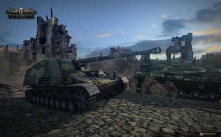 World of Tanks screenshot (1)