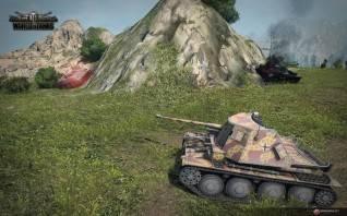 World of Tanks screenshot (2)