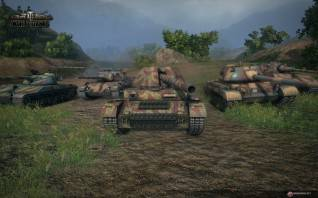 World of Tanks screenshot (3)