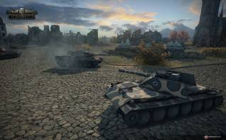 World of Tanks screenshot (5)
