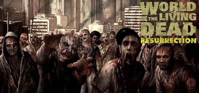 World of the Living Dead Resurrection - logo640
