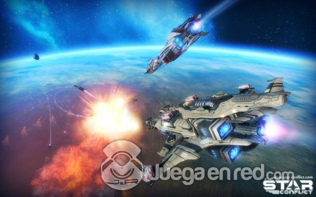 Star Conflict JeR1