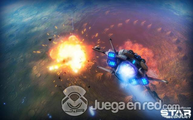 Star Conflict JeR3