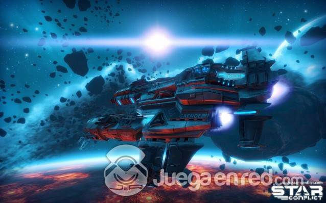 Star Conflict JeR4