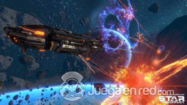 Star Conflict JeR9