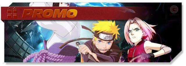 Ultimate Naruto - giveaway - ES