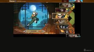 Ultimate Naruto screenshot 1
