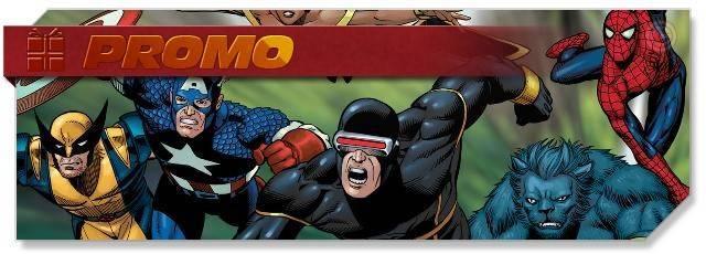 Marvel Heroes - Giveaway - ES