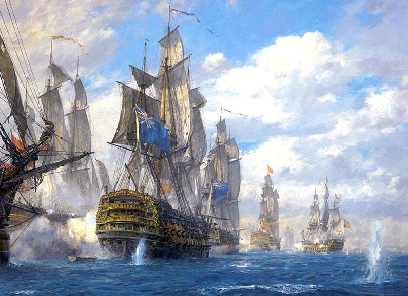 Seven Seas Saga wallpaper 1