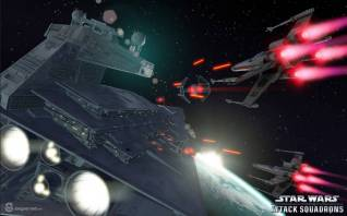 Star Wars Attack Squadrons screenshot 1