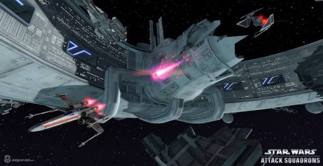 Star Wars Attack Squadrons screenshot 4