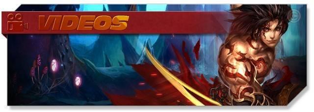 Blade Hunter - Videos - ES