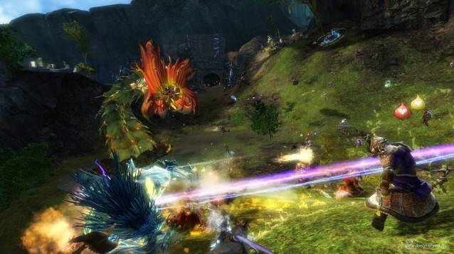 Guild Wars 2 origin of madness shot 1