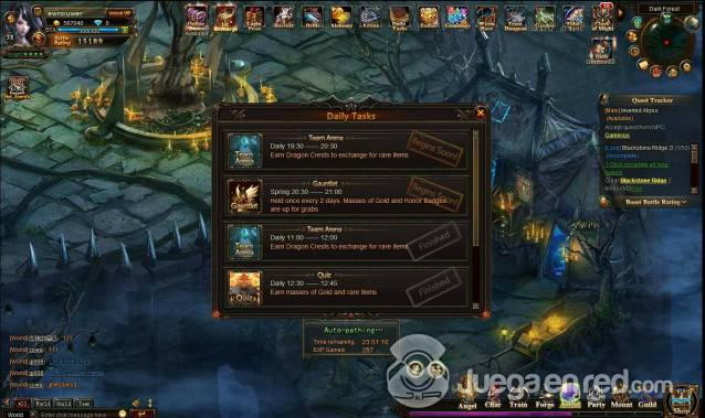 League of Angels review JeR2