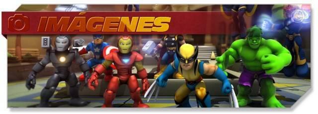 Marvel Super Hero Squad Online - Screenshots - ES