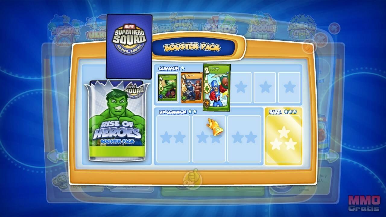 Marvel Super Hero Squad Online screenshot 21