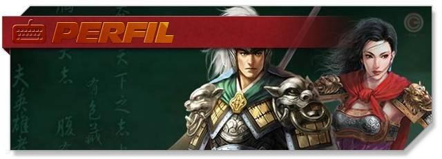 Rage of 3 kingdoms - Game Profile - ES