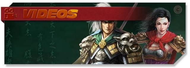 Rage of 3 kingdoms - Videos - ES