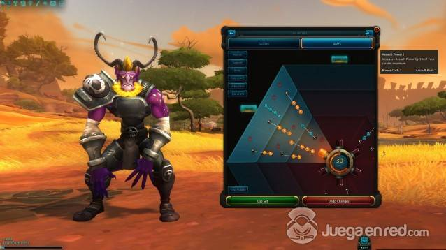 WildStar_Customisation_-_Combat_-_AMP_System
