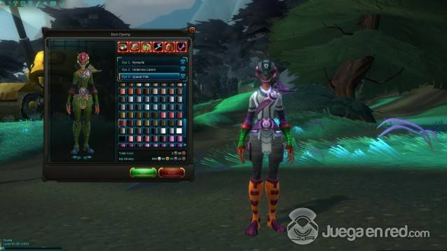 WildStar_Customisation_-_Outfit_-_Dyana