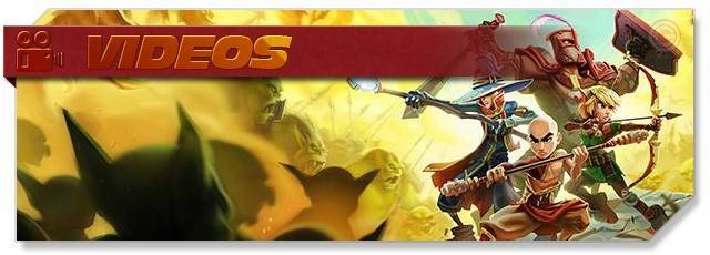 Dungeon Defenders II - Vdeos - ES