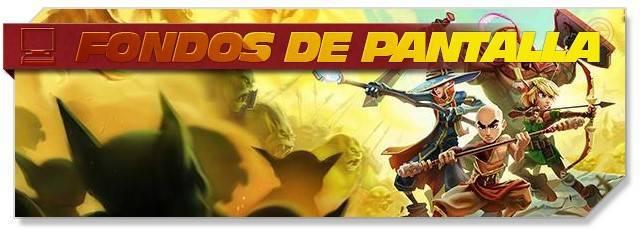 Dungeon Defenders II - Wallpapers - ES