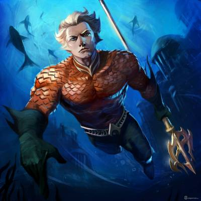 Infinite Crisis_Aquaman
