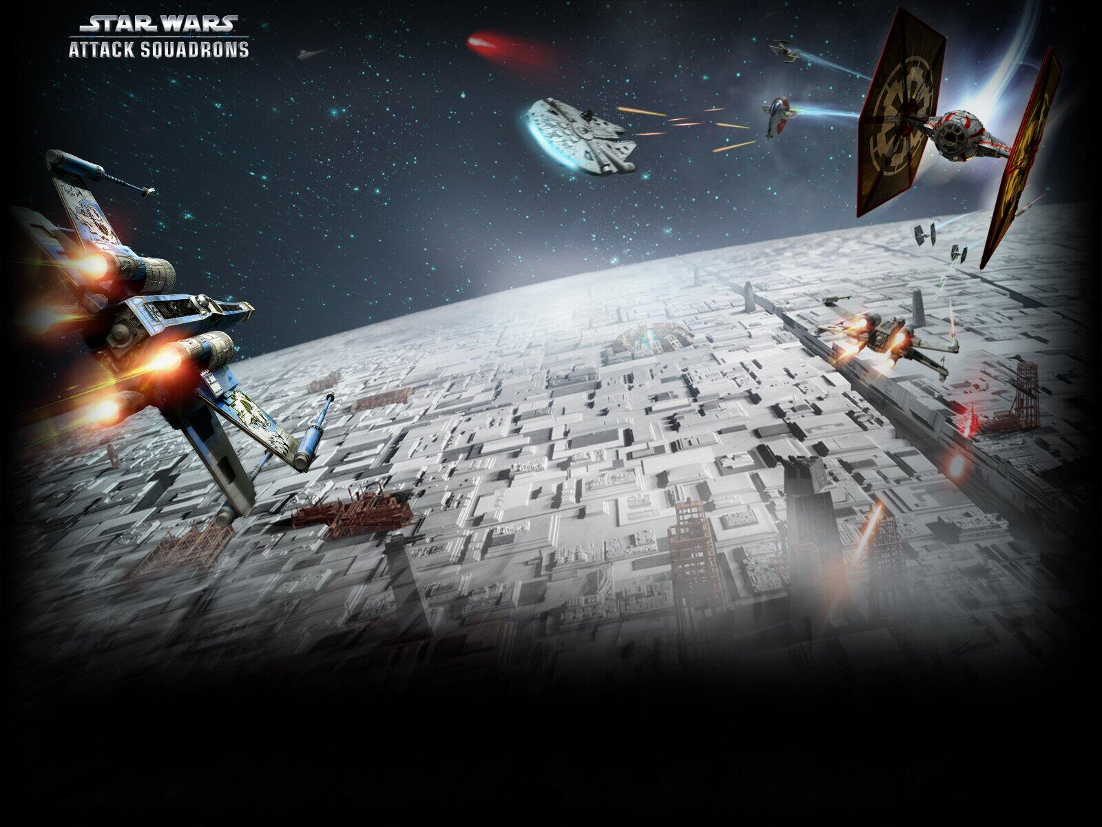 Star Wars: Attack Squadrons wallpaper 1