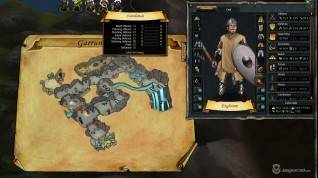 Therian Saga screenshot 3