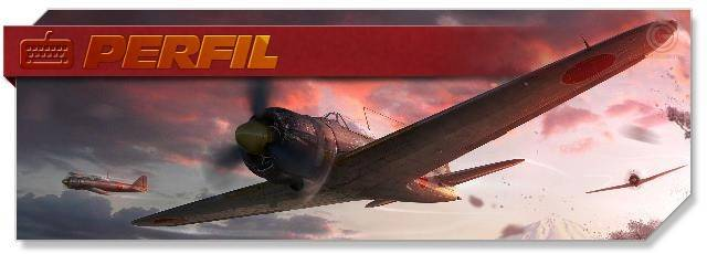 World of Warplanes - Game Profile - ES
