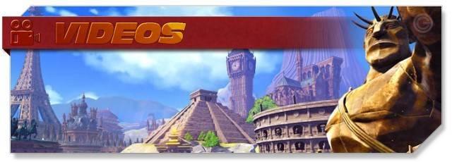 Civilization Online - Videos - ES