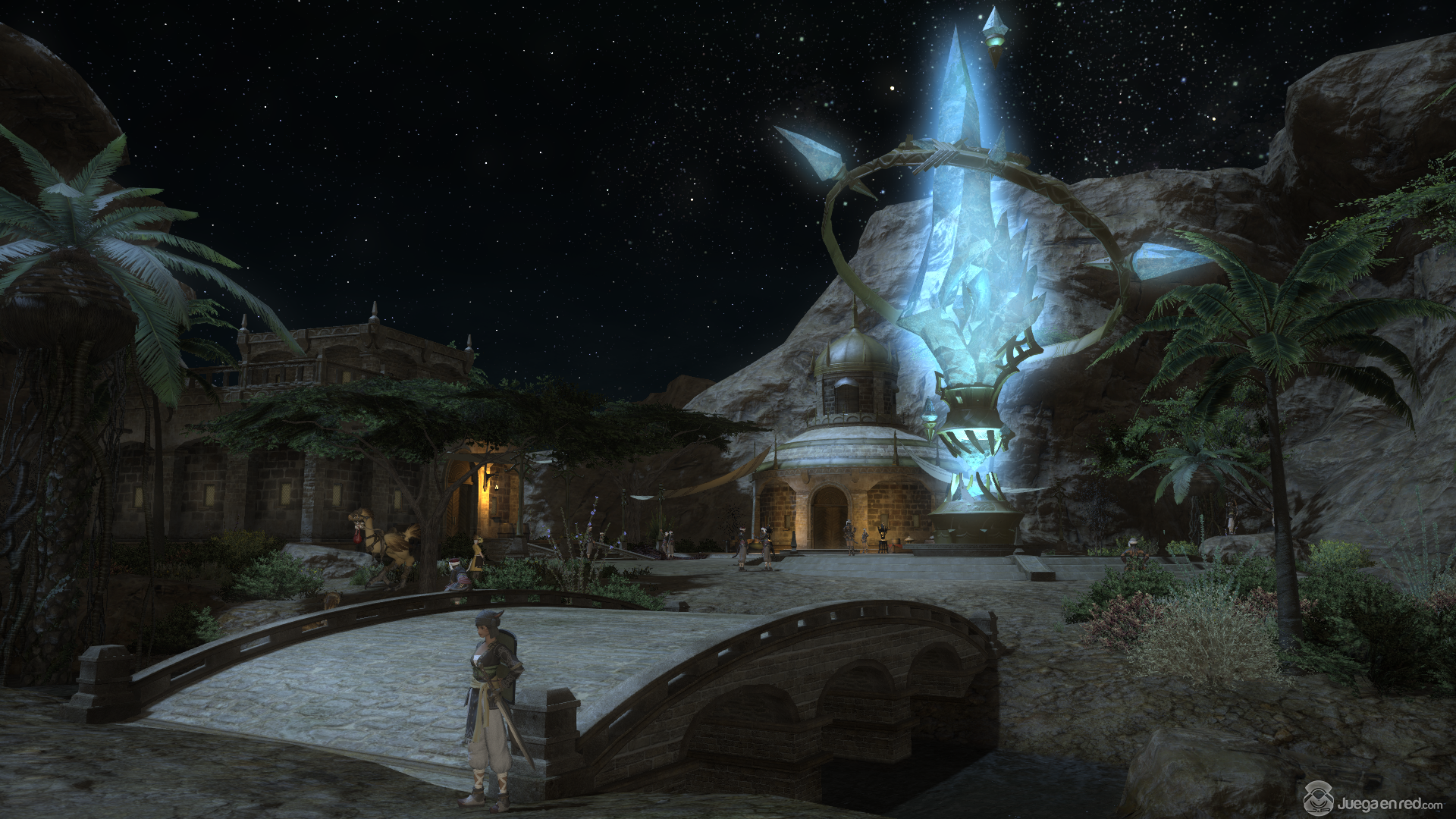 Final Fantasy XIV: A Realm Reborn screenshot 4