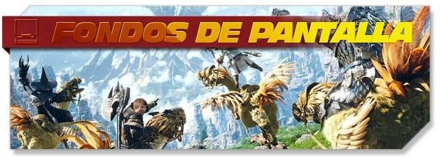 Final Fantasy XIV - Wallpapers - ES