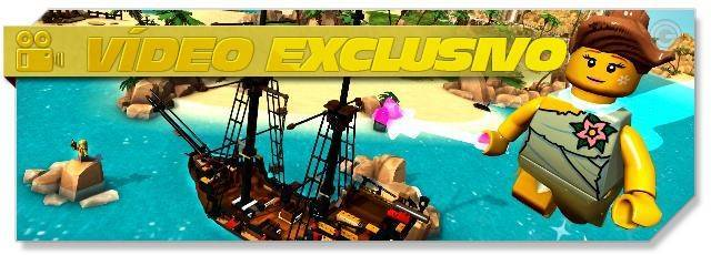 LEGO Minifigures Online - Video - ES