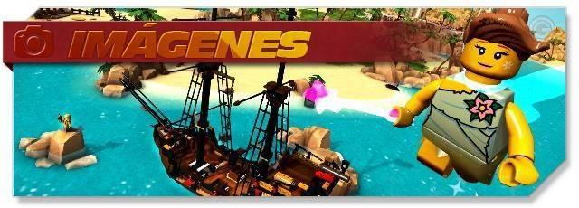 Lego Minifigures Online - Screenshots - ES