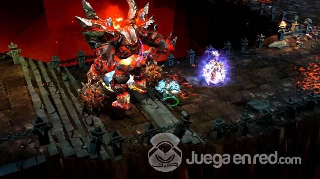 War of the Immortals screenshot 4