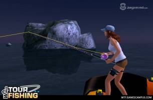 World Tour Fishing shot 4