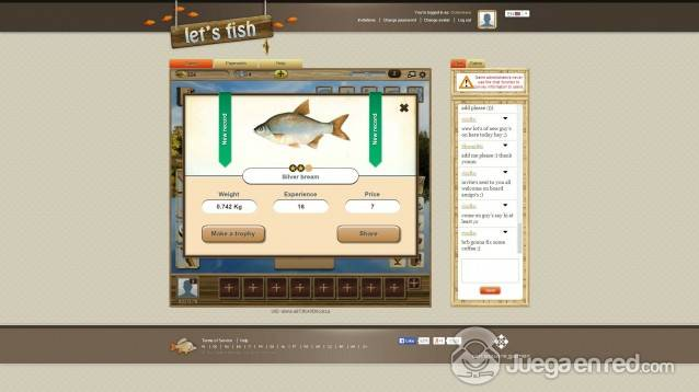 Lets fish review JeR1