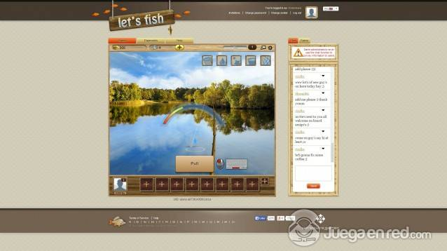 Lets fish review JeR4