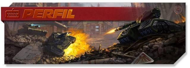 Tanki Online - Game Profile - ES