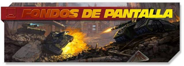 Tanki Online - Wallpapers - ES