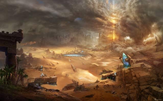 War of the Immortals art4